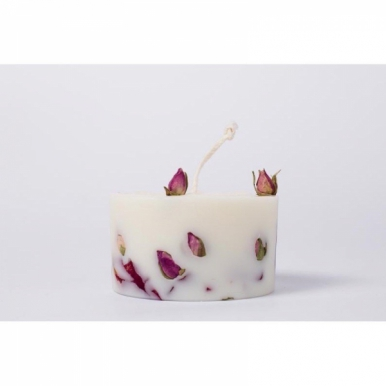 100% natural essential oil candles - Rose